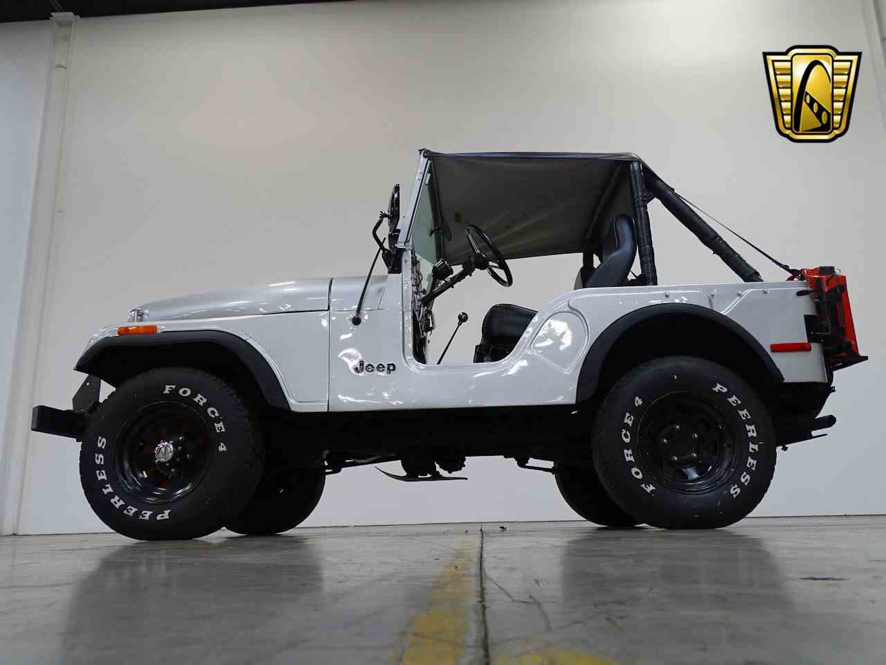 Large Picture of '75 CJ5 - MDQG