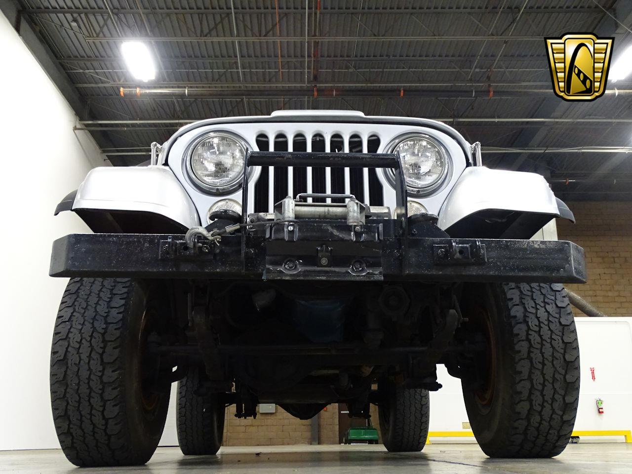 Large Picture of 1975 Jeep CJ5 located in West Deptford New Jersey Offered by Gateway Classic Cars - Philadelphia - MDQG
