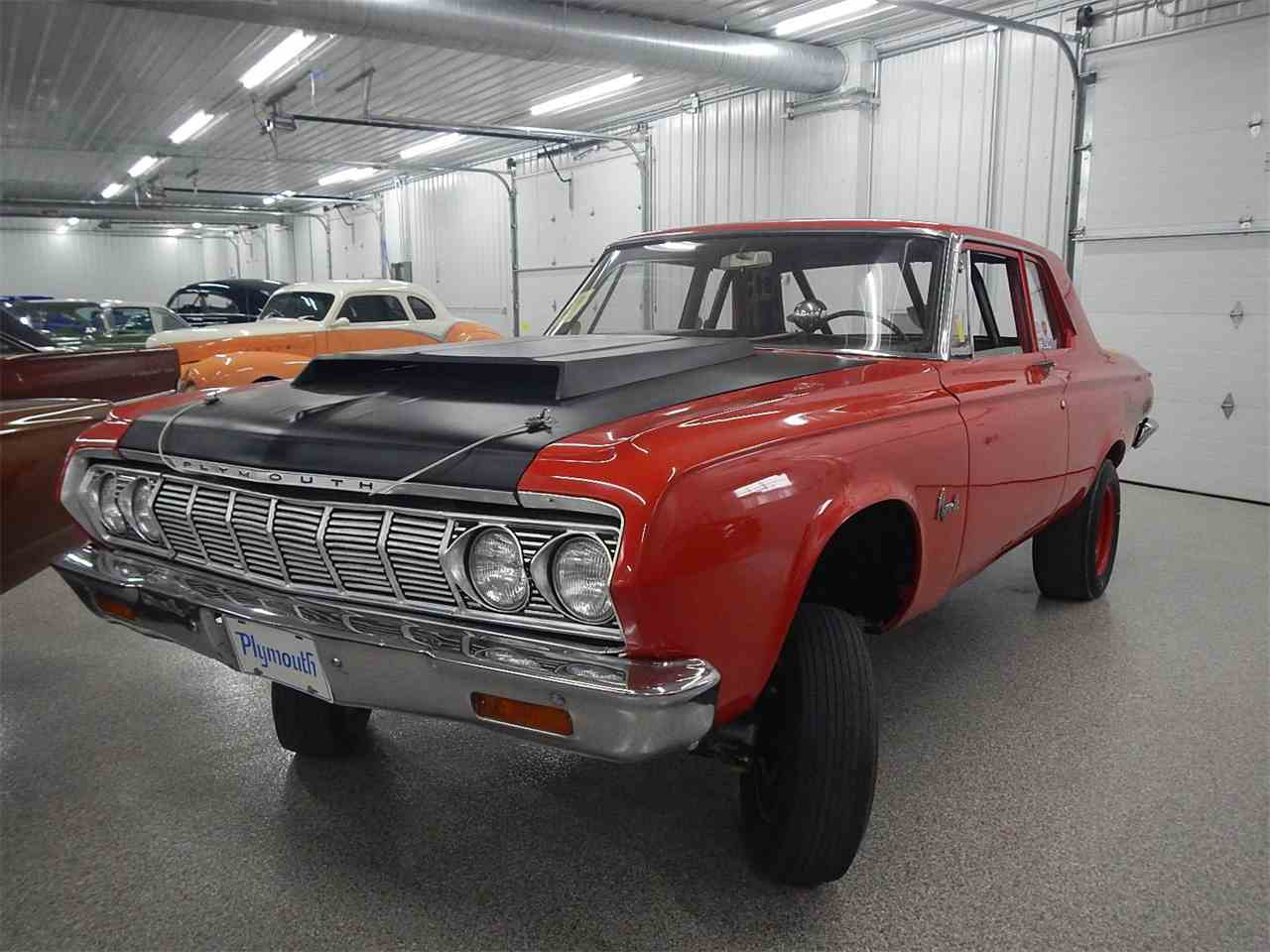 1964 plymouth savoy for sale cc 1044296. Black Bedroom Furniture Sets. Home Design Ideas