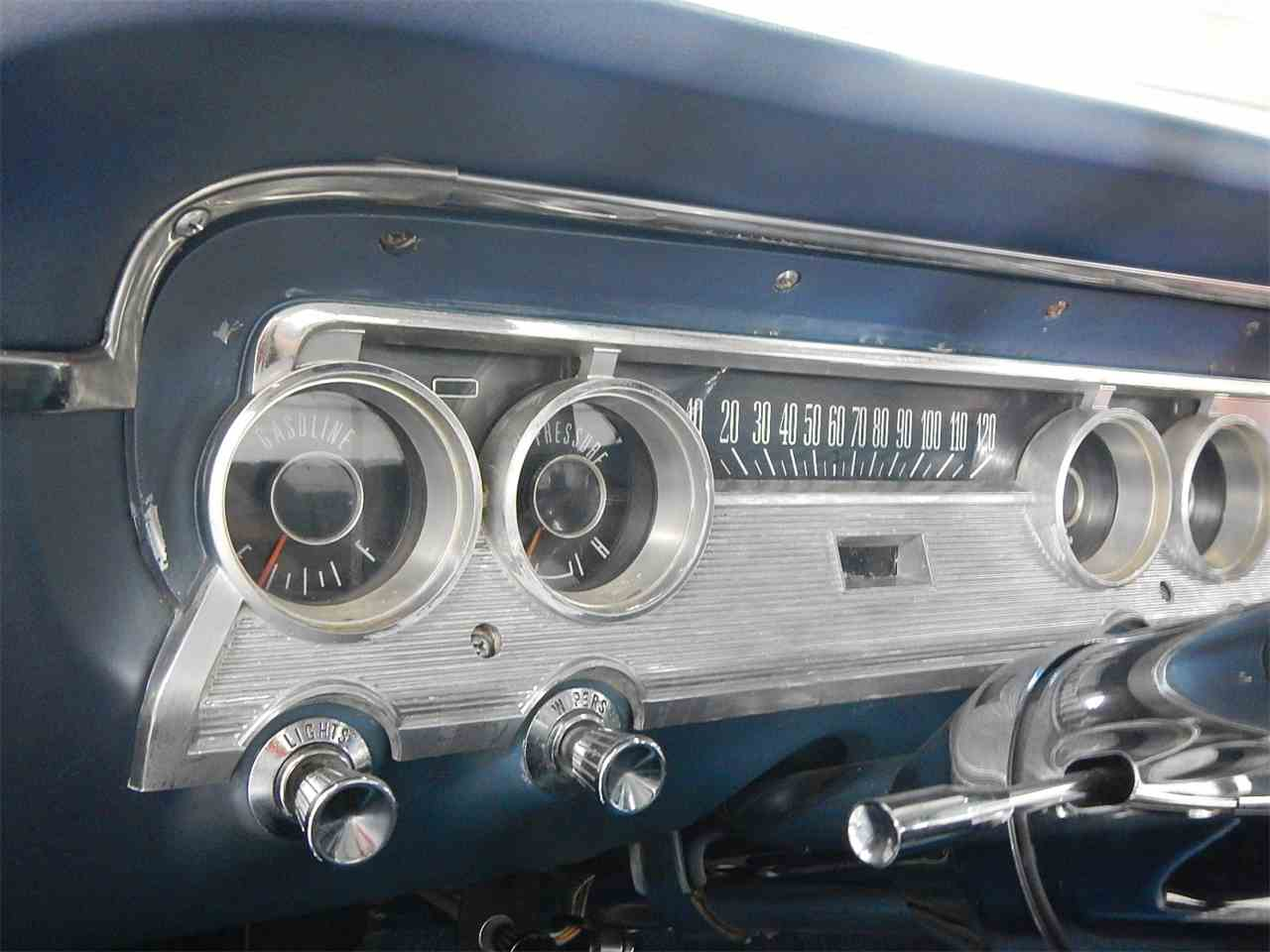Large Picture of Classic '64 Mercury Comet Caliente located in Ohio - $19,500.00 Offered by Custom Rods & Muscle Cars - MDSA