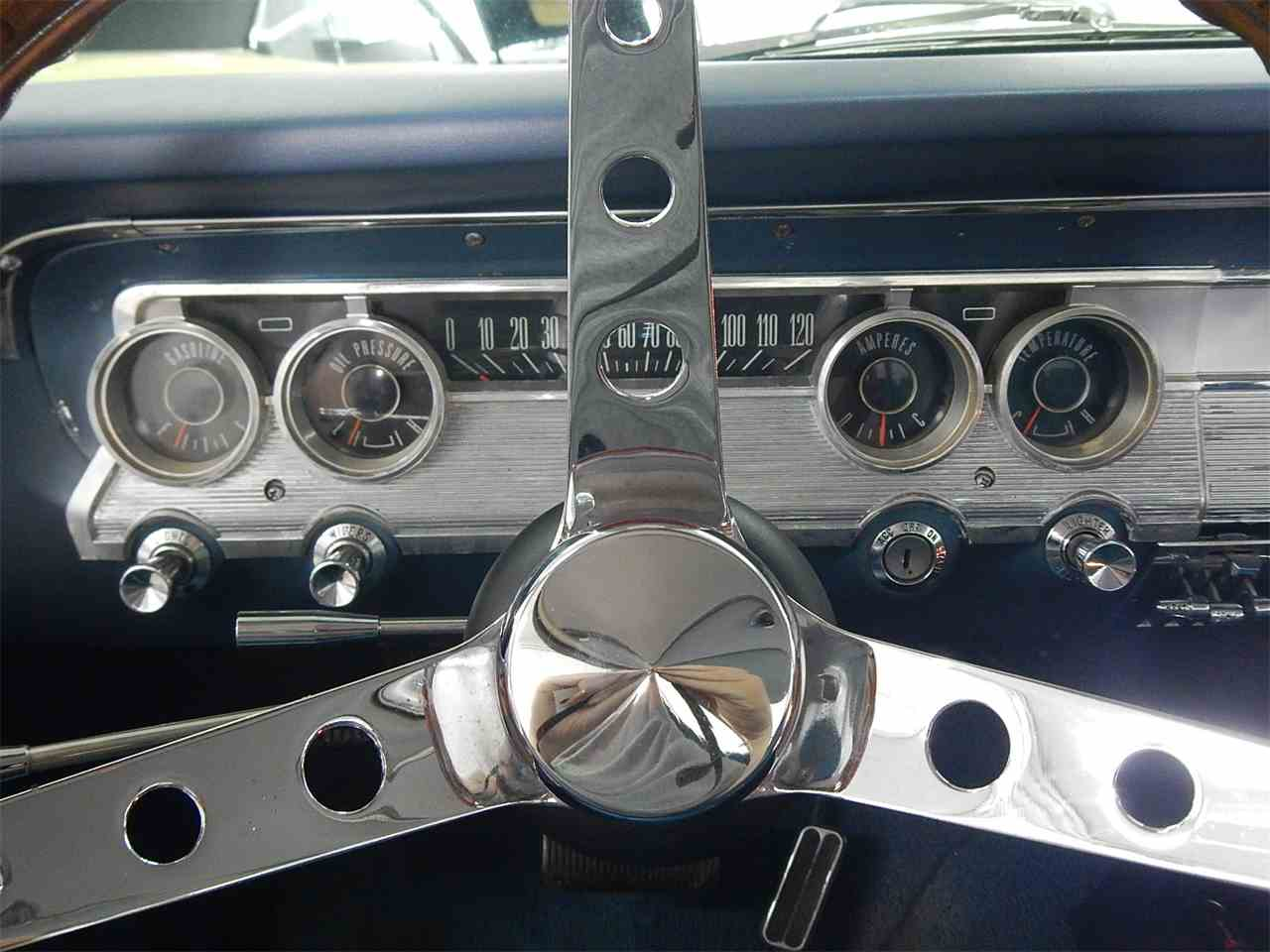 Large Picture of Classic '64 Comet Caliente located in Celina Ohio Offered by Custom Rods & Muscle Cars - MDSA