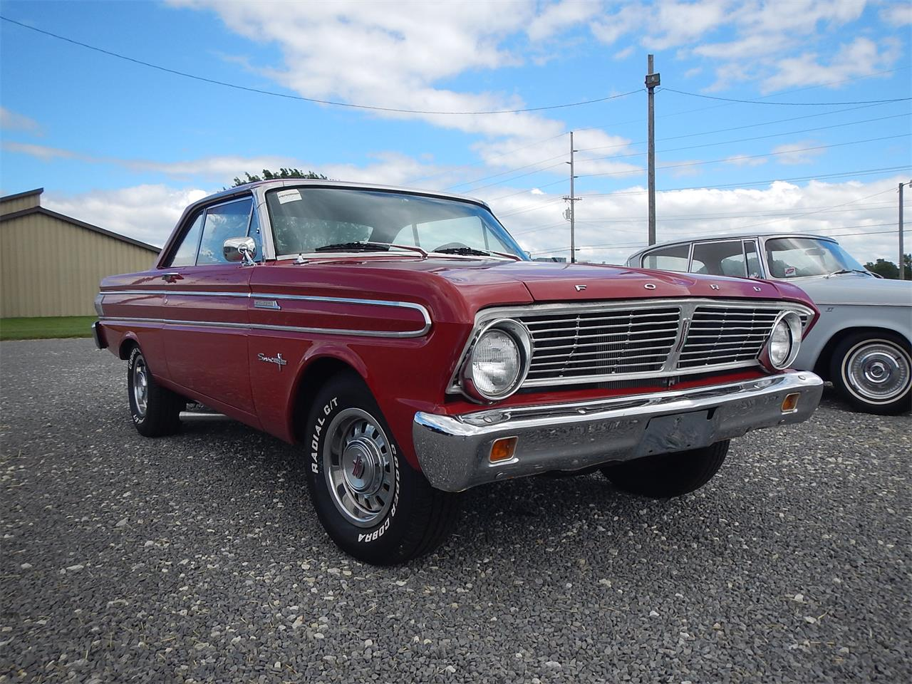 Large Picture of '64 Falcon - MDSB