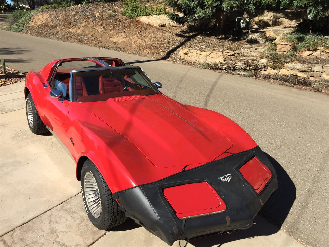 Large Picture of '74 Corvette - MDSM