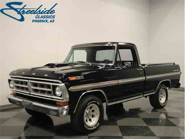 Picture of '71 F100 - MDTF