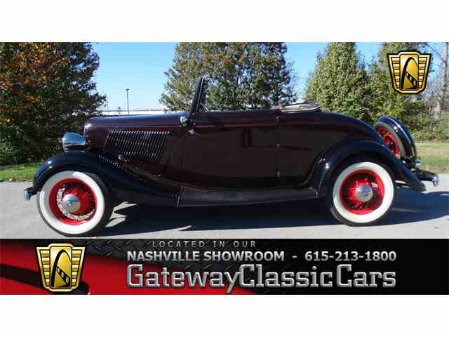 Picture of 1933 Ford Cabriolet located in Tennessee - $55,000.00 Offered by  - MASY