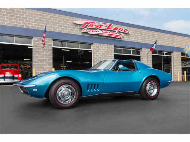 Picture of '68 Corvette - MDU2