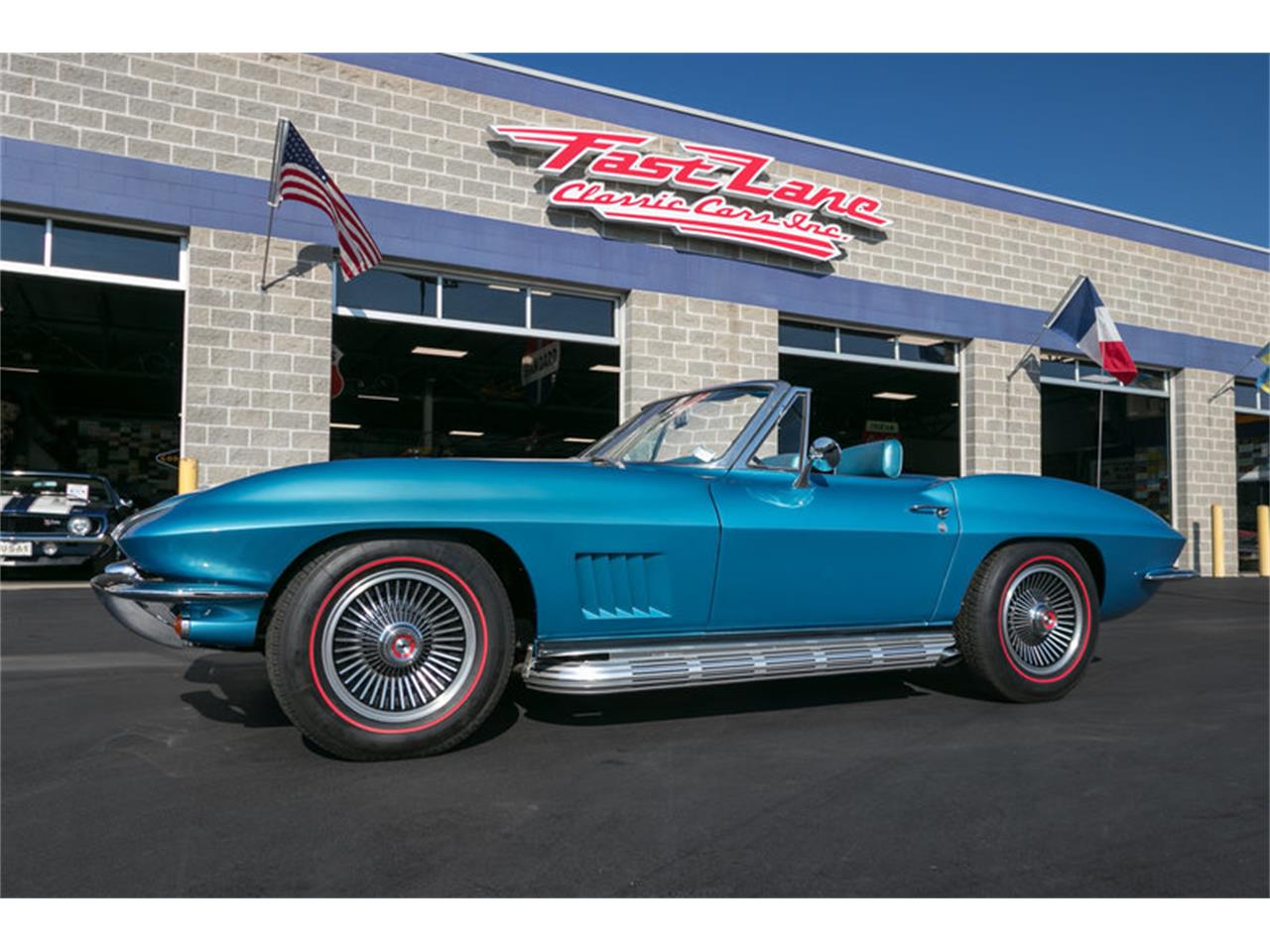 Large Picture of '67 Chevrolet Corvette - $99,995.00 Offered by Fast Lane Classic Cars Inc. - MDUJ
