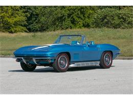Picture of 1967 Chevrolet Corvette Offered by Fast Lane Classic Cars Inc. - MDUJ