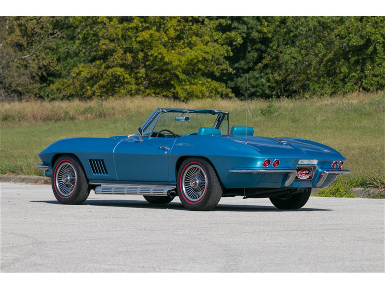 Large Picture of Classic 1967 Chevrolet Corvette - $99,995.00 - MDUJ