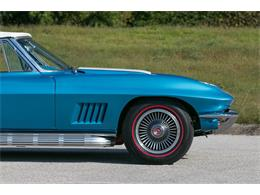 Picture of Classic '67 Corvette located in St. Charles Missouri Offered by Fast Lane Classic Cars Inc. - MDUJ