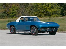 Picture of Classic 1967 Chevrolet Corvette located in Missouri - $99,995.00 Offered by Fast Lane Classic Cars Inc. - MDUJ