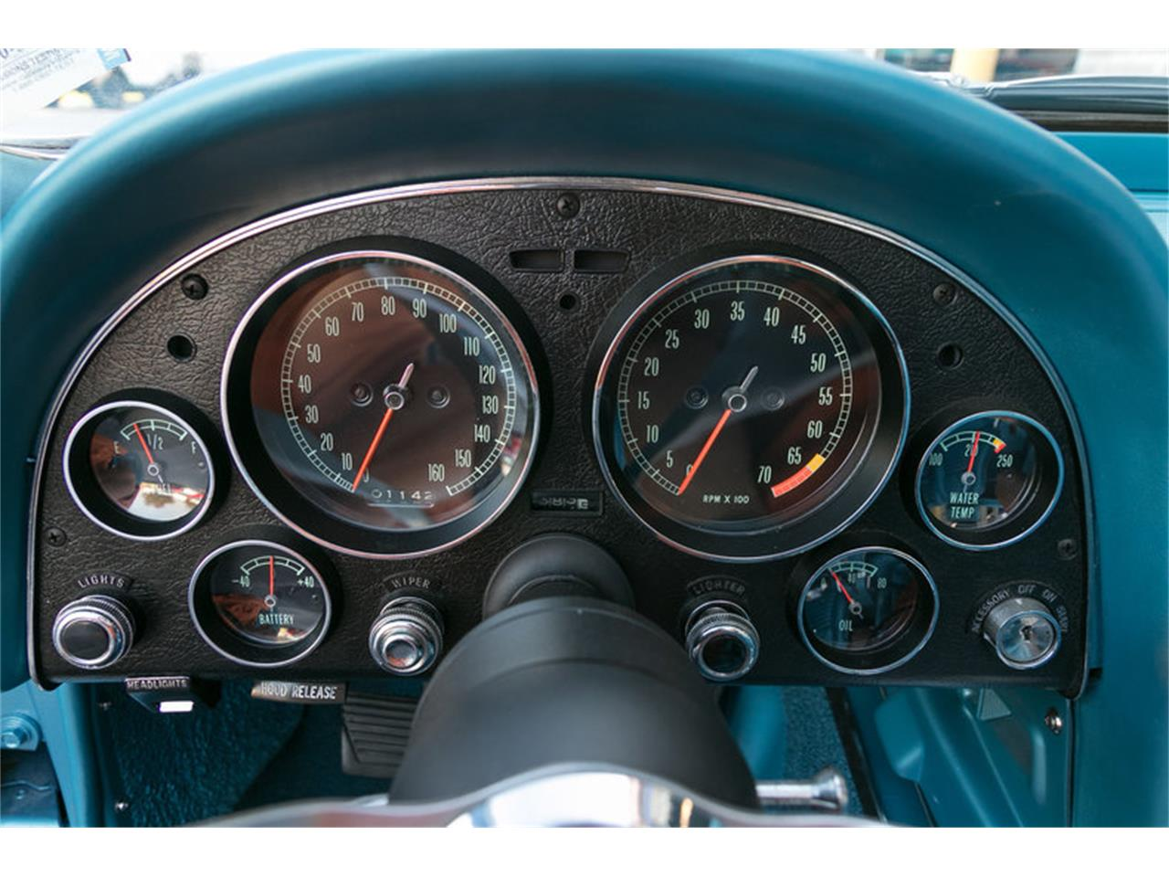 Large Picture of '67 Corvette Offered by Fast Lane Classic Cars Inc. - MDUJ