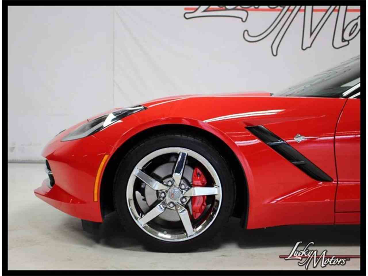 Large Picture of '14 Corvette - MDUP