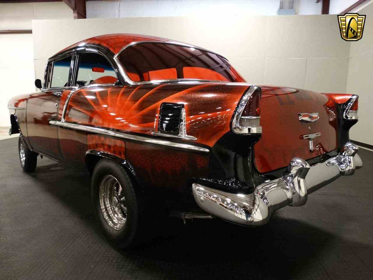 Large Picture of 1955 Chevrolet Bel Air - $62,000.00 Offered by Gateway Classic Cars - Louisville - MAT3