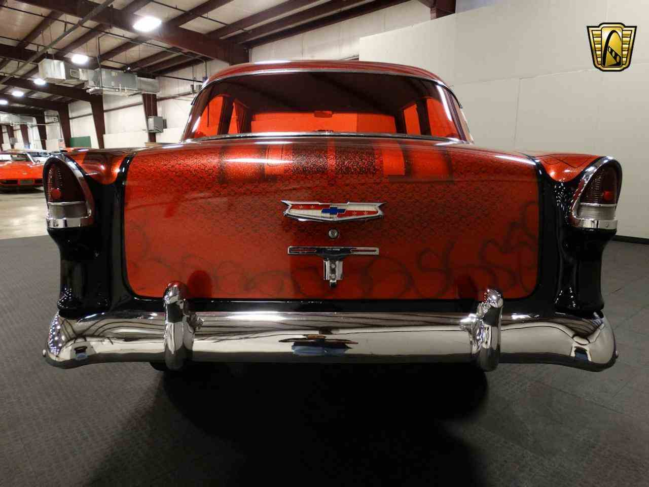 Large Picture of Classic '55 Chevrolet Bel Air Offered by Gateway Classic Cars - Louisville - MAT3