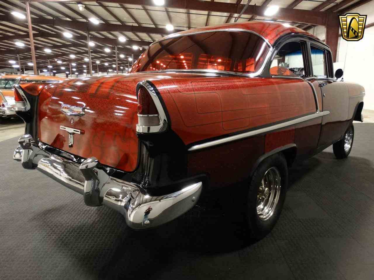 Large Picture of Classic 1955 Bel Air located in Memphis Indiana - MAT3