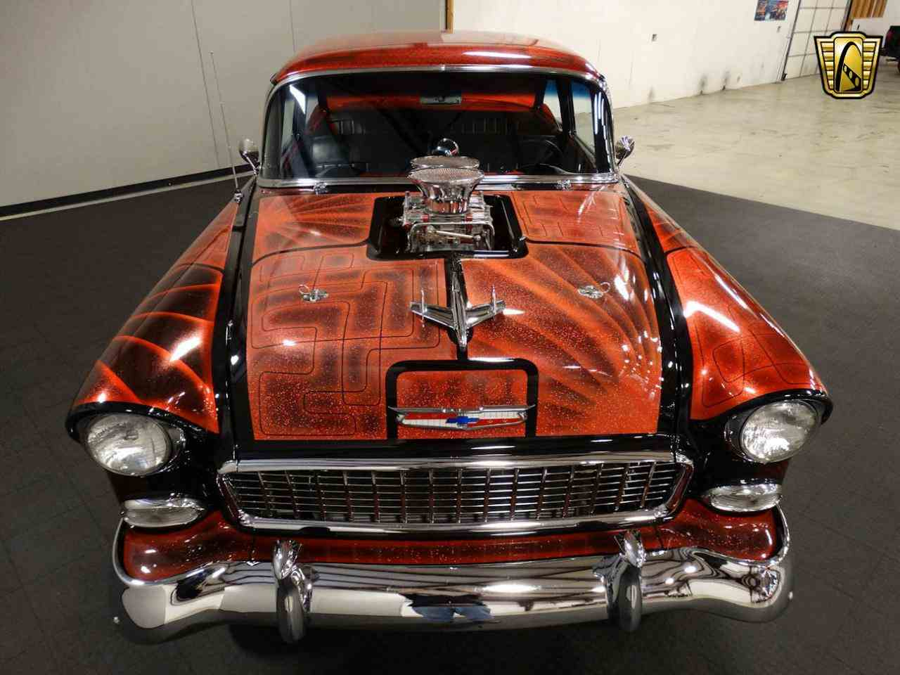 Large Picture of '55 Bel Air - $62,000.00 Offered by Gateway Classic Cars - Louisville - MAT3