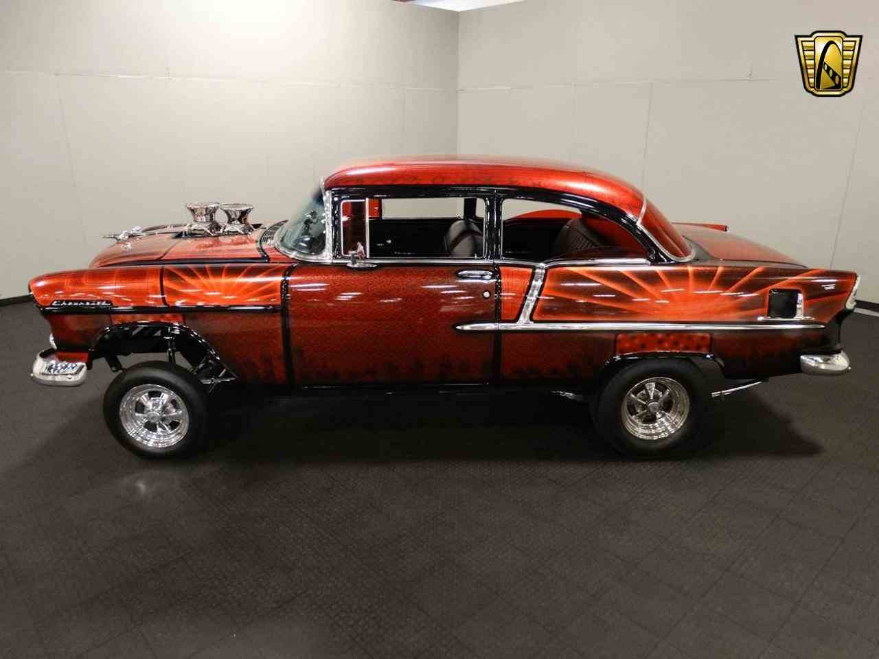 Large Picture of '55 Chevrolet Bel Air located in Memphis Indiana - $62,000.00 - MAT3