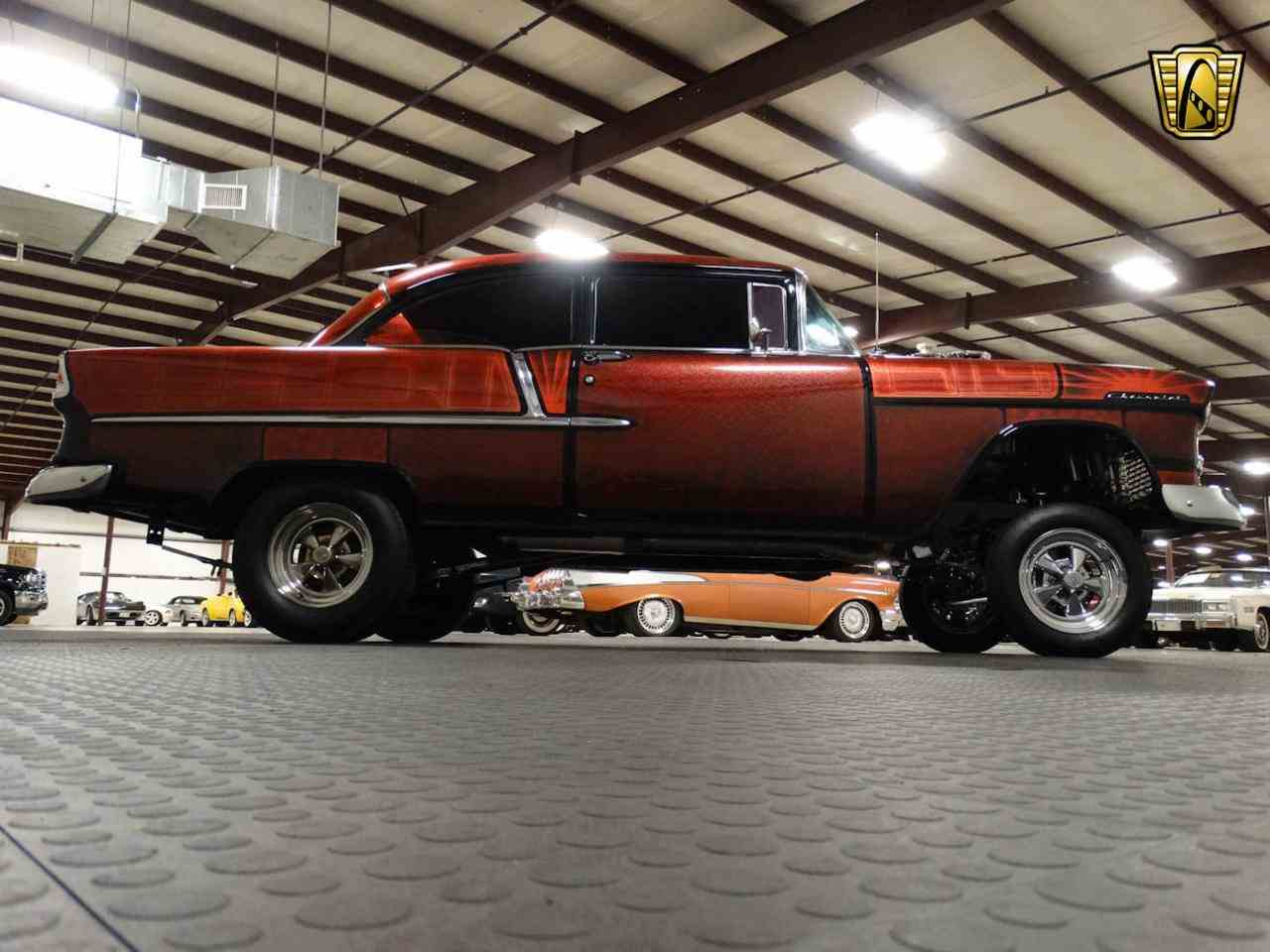 Large Picture of Classic 1955 Chevrolet Bel Air - $62,000.00 - MAT3
