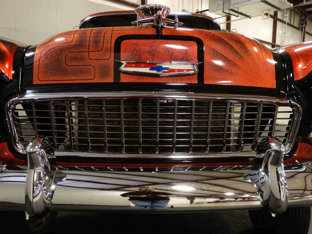 Large Picture of '55 Bel Air located in Memphis Indiana Offered by Gateway Classic Cars - Louisville - MAT3
