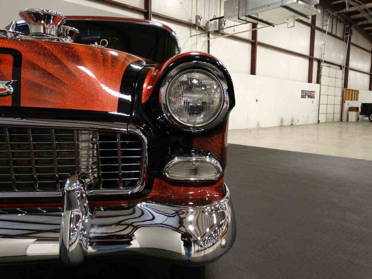 Large Picture of Classic '55 Bel Air Offered by Gateway Classic Cars - Louisville - MAT3