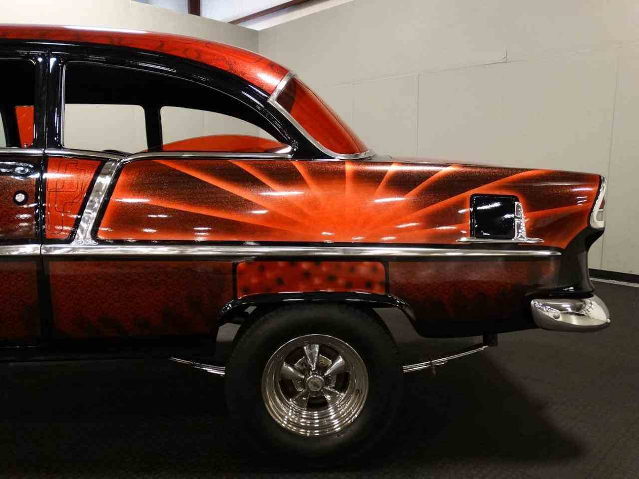 Large Picture of '55 Chevrolet Bel Air - $62,000.00 Offered by Gateway Classic Cars - Louisville - MAT3