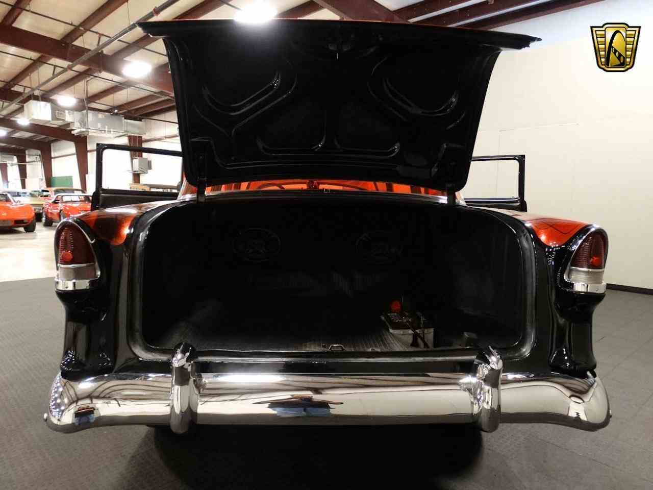 Large Picture of Classic 1955 Bel Air located in Indiana Offered by Gateway Classic Cars - Louisville - MAT3