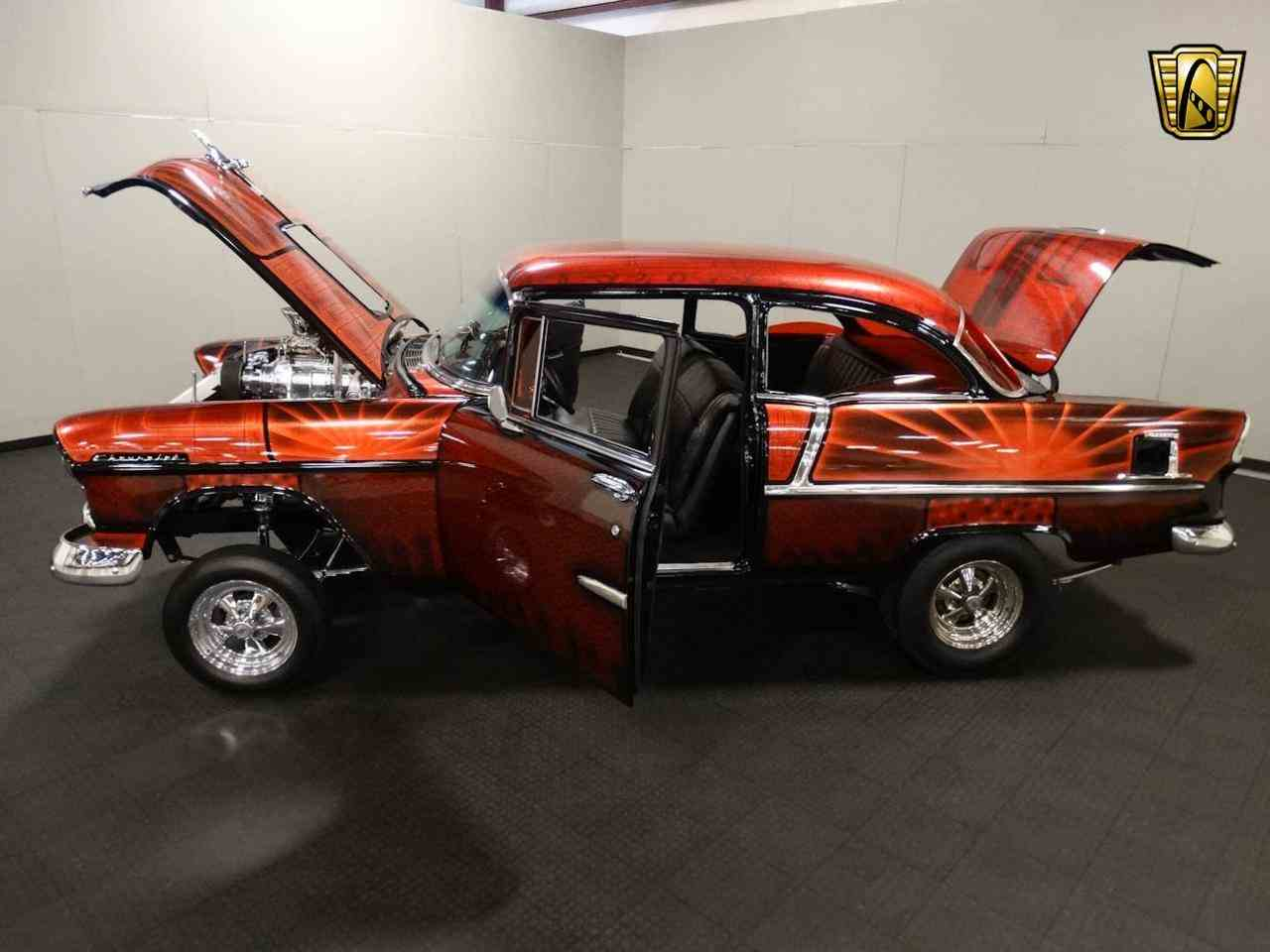Large Picture of 1955 Chevrolet Bel Air - MAT3