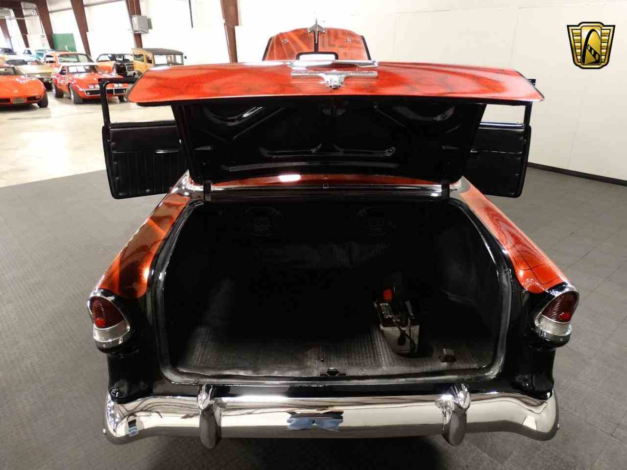 Large Picture of Classic '55 Bel Air located in Memphis Indiana - $62,000.00 Offered by Gateway Classic Cars - Louisville - MAT3