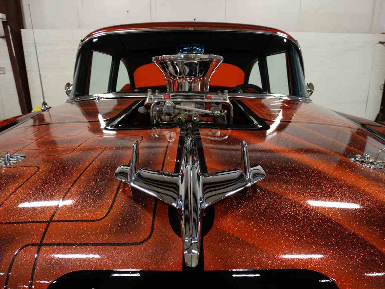 Large Picture of Classic 1955 Bel Air located in Memphis Indiana Offered by Gateway Classic Cars - Louisville - MAT3