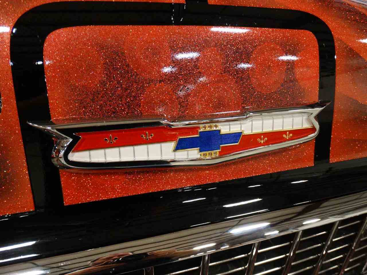 Large Picture of 1955 Chevrolet Bel Air located in Memphis Indiana Offered by Gateway Classic Cars - Louisville - MAT3