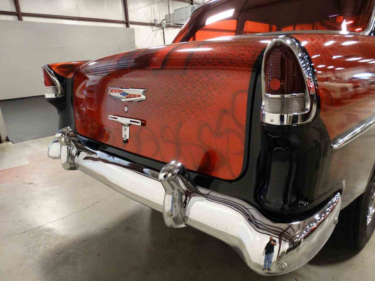 Large Picture of '55 Chevrolet Bel Air Offered by Gateway Classic Cars - Louisville - MAT3