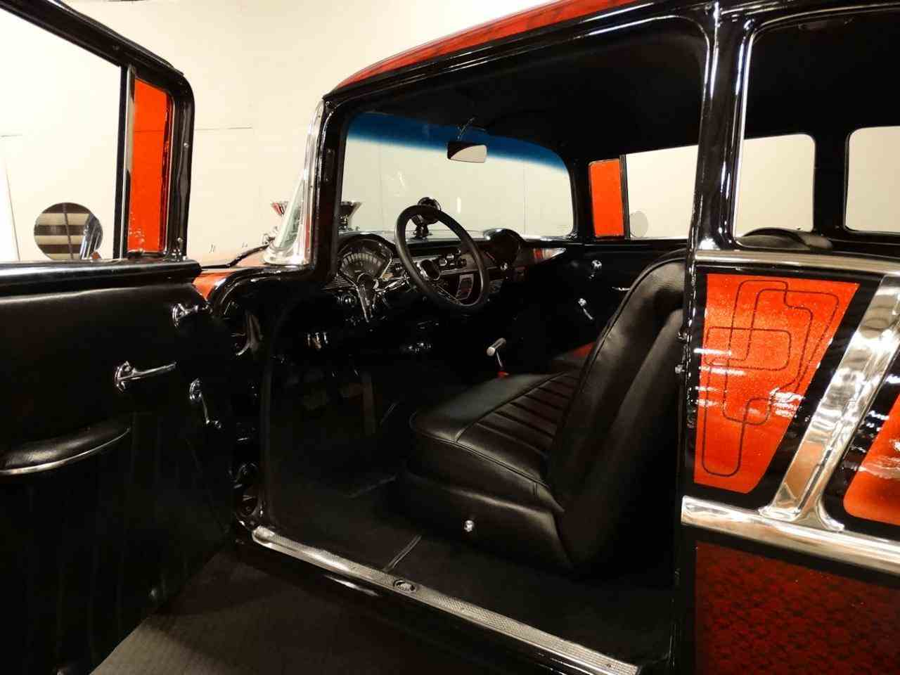 Large Picture of '55 Chevrolet Bel Air located in Indiana Offered by Gateway Classic Cars - Louisville - MAT3