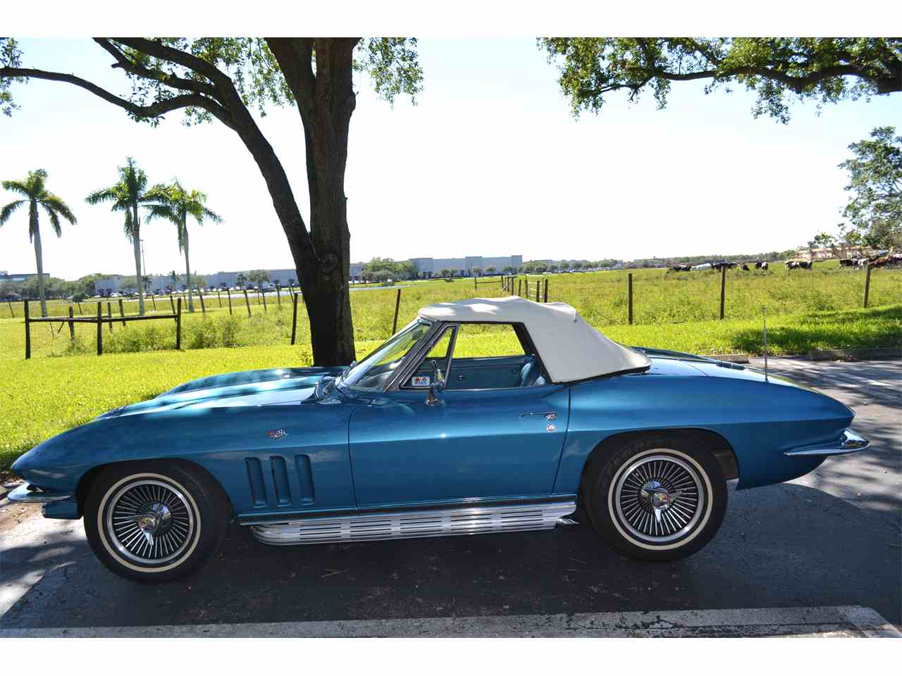 1966 chevrolet corvette for sale cc 1040044. Black Bedroom Furniture Sets. Home Design Ideas