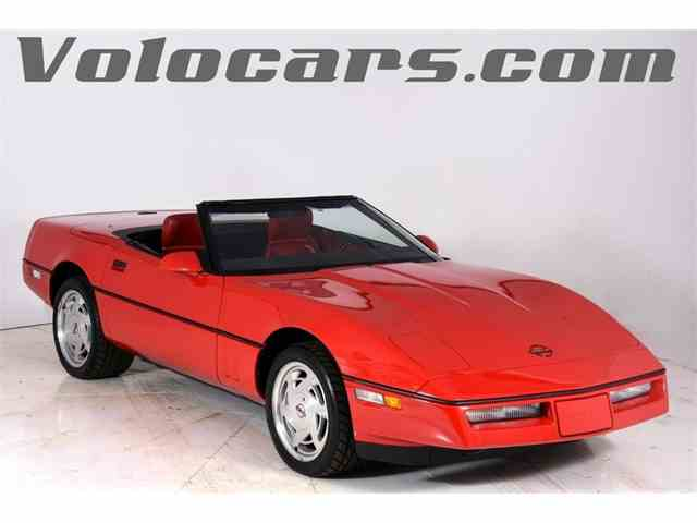 Picture of '89 Chevrolet Corvette Offered by Volo Auto Museum - MDVF