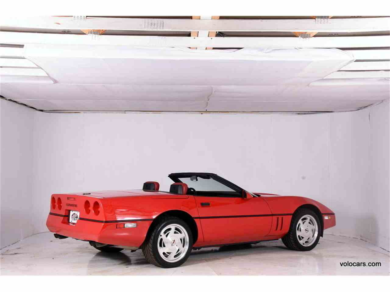Large Picture of 1989 Corvette located in Illinois - MDVF