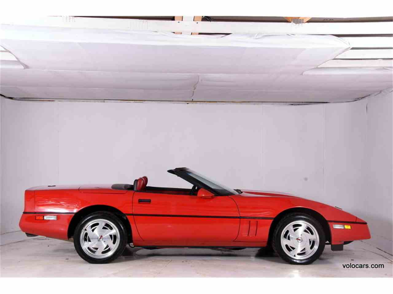 Large Picture of 1989 Corvette - MDVF