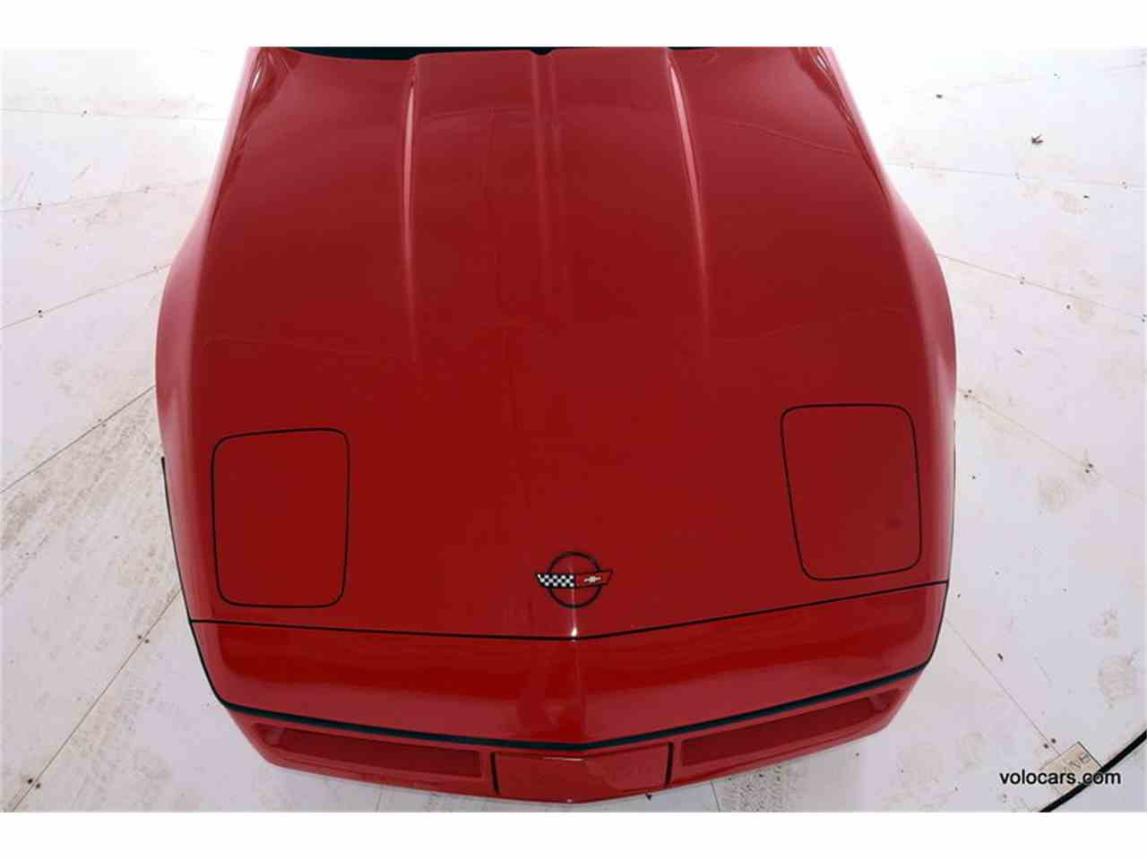 Large Picture of 1989 Corvette - $17,998.00 Offered by Volo Auto Museum - MDVF