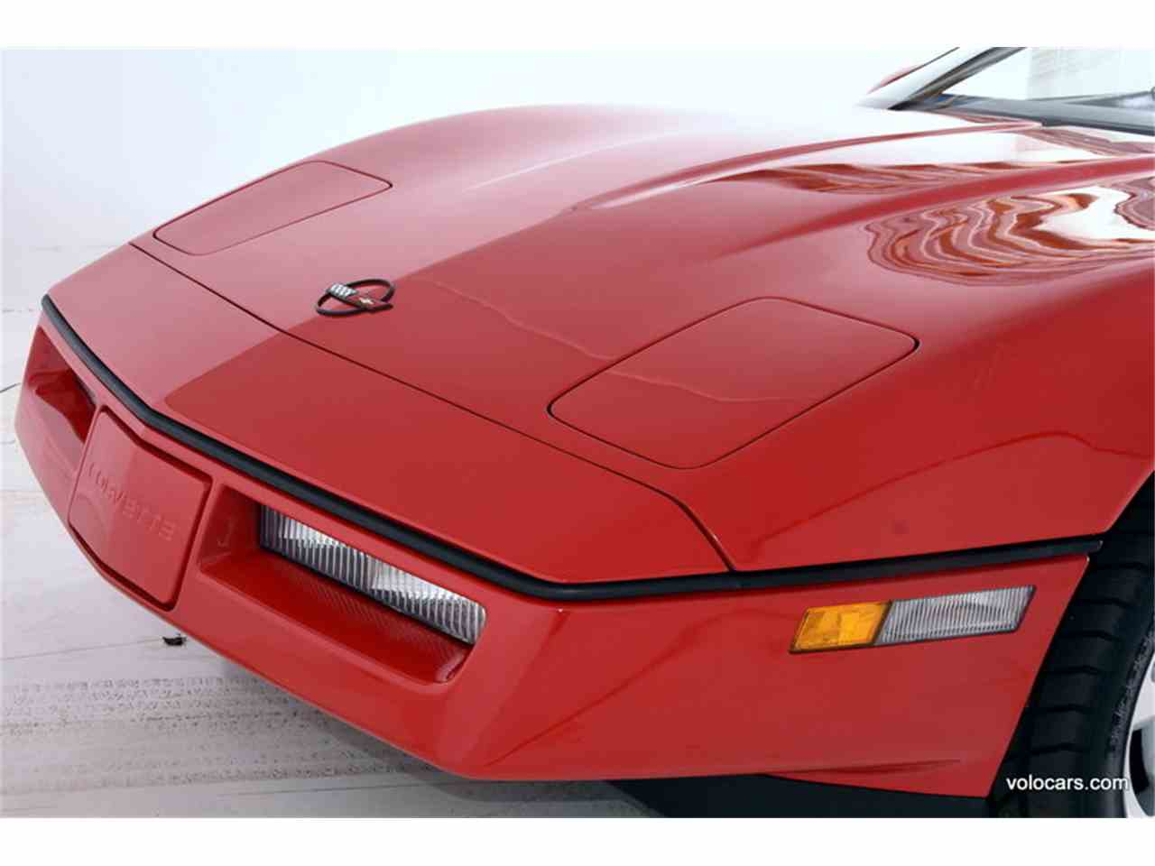 Large Picture of 1989 Chevrolet Corvette located in Illinois - MDVF
