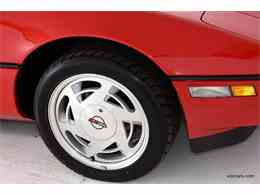 Picture of '89 Chevrolet Corvette - $17,998.00 Offered by Volo Auto Museum - MDVF