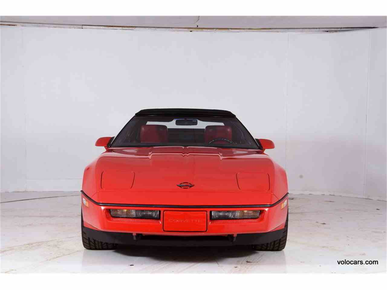 Large Picture of 1989 Corvette located in Volo Illinois - MDVF