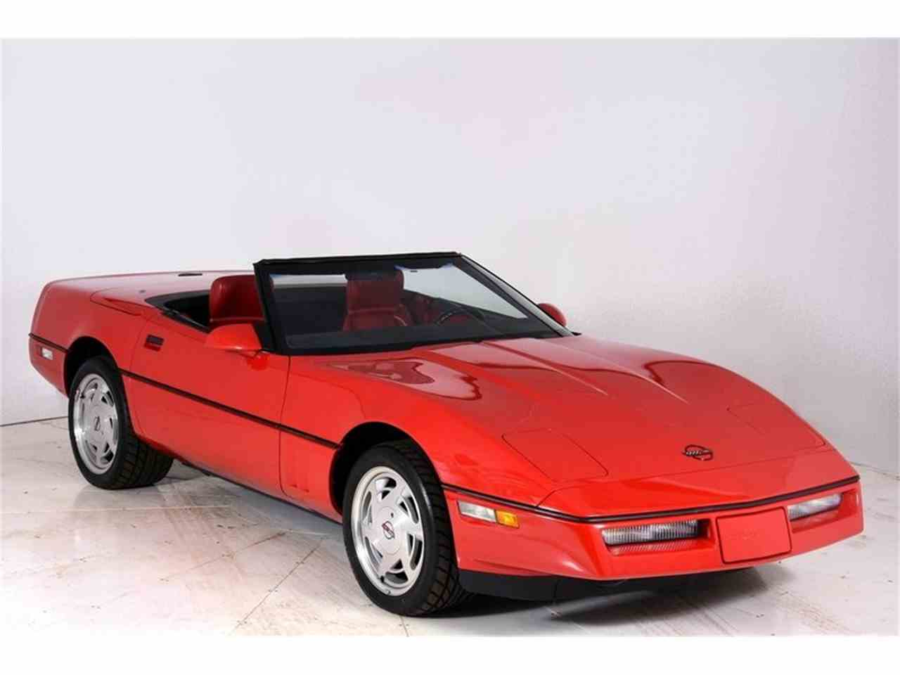 Large Picture of '89 Chevrolet Corvette located in Illinois - $17,998.00 - MDVF