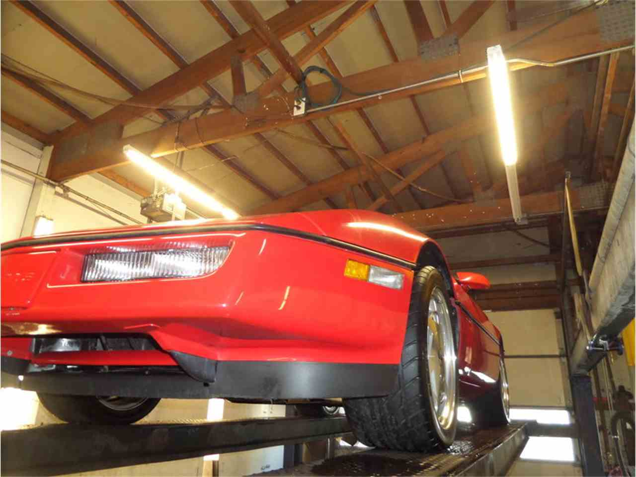 Large Picture of 1989 Chevrolet Corvette Offered by Volo Auto Museum - MDVF