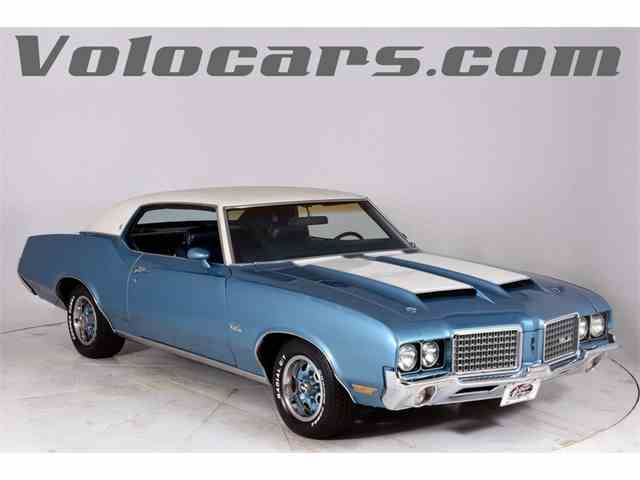 Picture of '72 Cutlass Supreme - MDVL