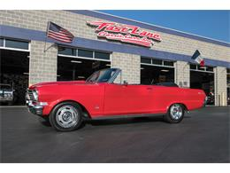Picture of Classic 1963 Chevy II Nova located in Missouri - $32,995.00 Offered by Fast Lane Classic Cars Inc. - MAT6