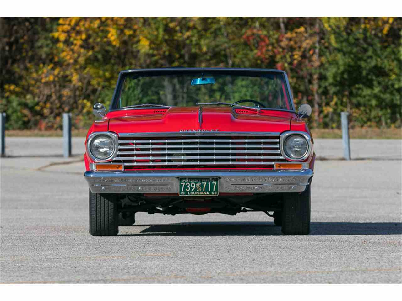 1963 chevrolet chevy ii nova for sale classiccars cc 1040442 large picture of 63 chevy ii nova mat6 sciox Choice Image