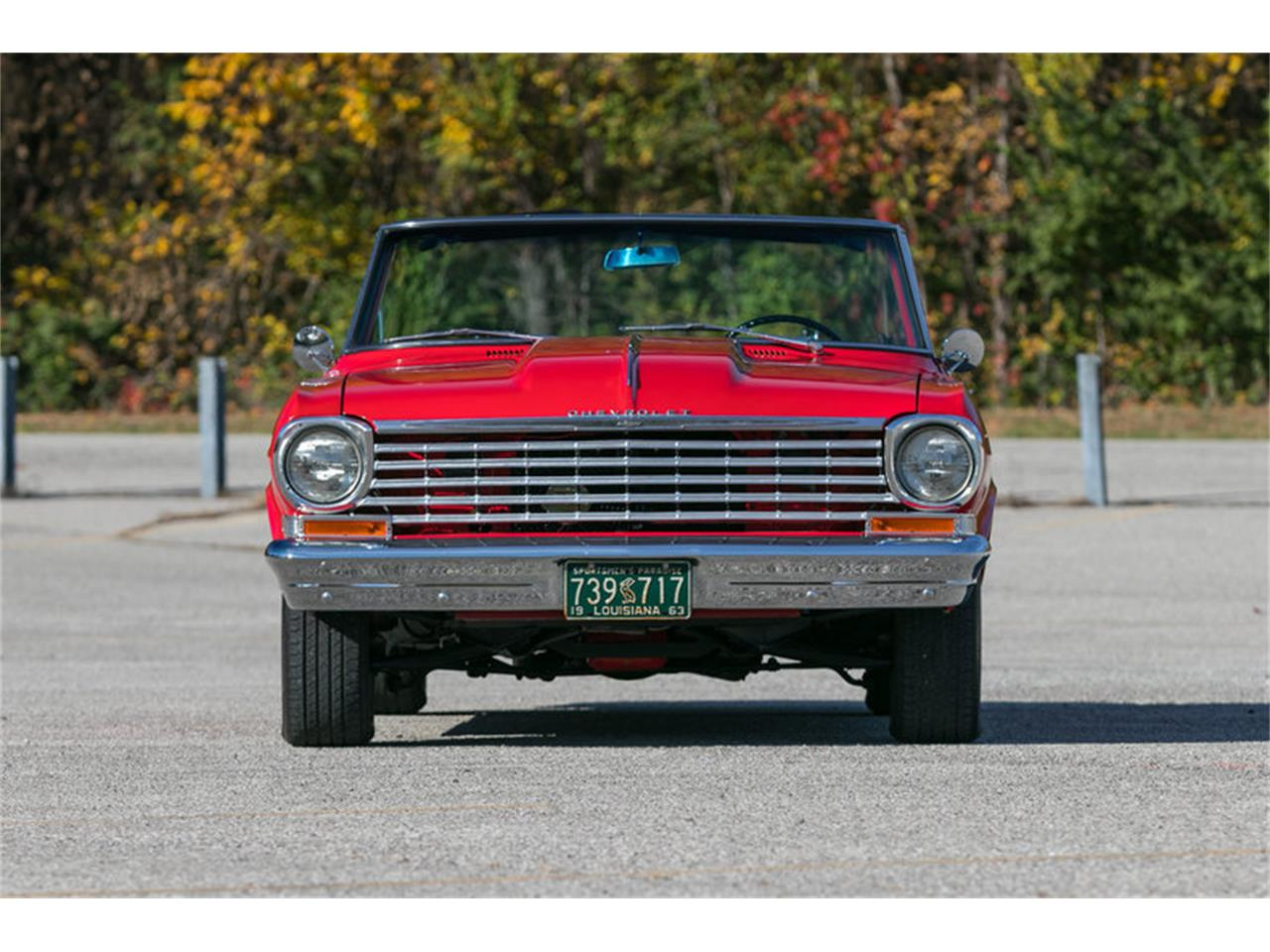 Large Picture of Classic '63 Chevy II Nova located in St. Charles Missouri - MAT6