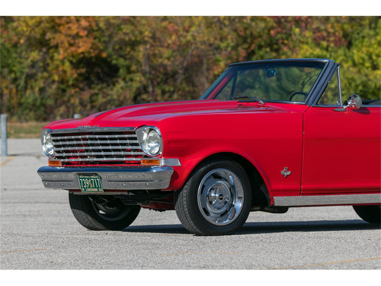 Large Picture of 1963 Chevy II Nova - $32,995.00 Offered by Fast Lane Classic Cars Inc. - MAT6