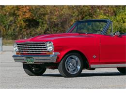 Picture of Classic 1963 Chevrolet Chevy II Nova located in Missouri - $32,995.00 - MAT6
