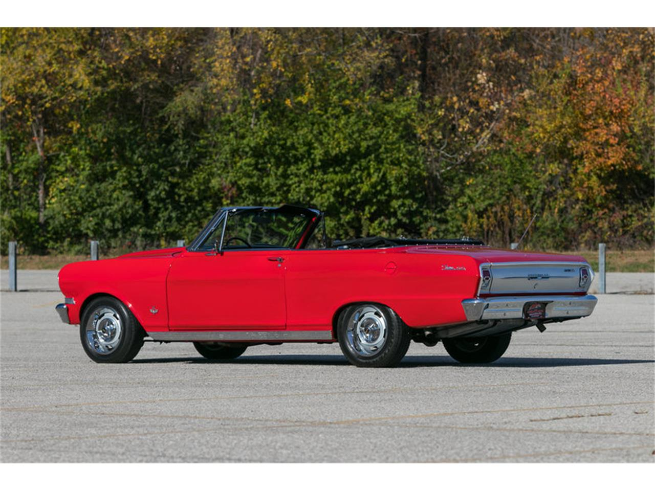 Large Picture of '63 Chevy II Nova located in Missouri - $32,995.00 Offered by Fast Lane Classic Cars Inc. - MAT6